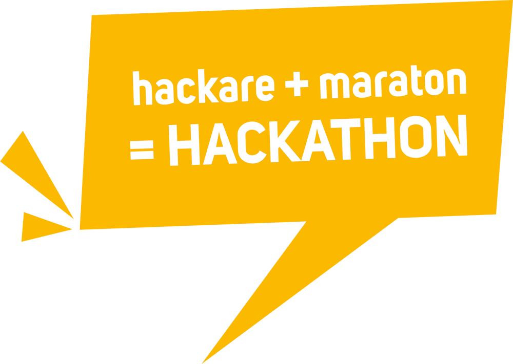 Hackare + marathon = hackathon