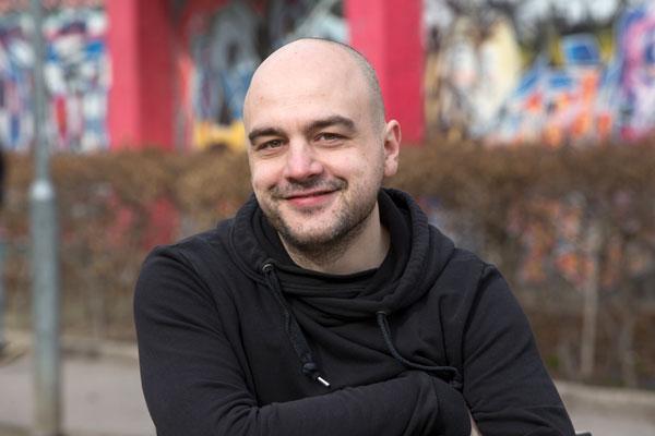 Joakim Hedström, föreläsare och utbildare