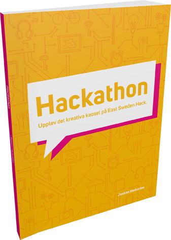 Hackathon, en bok skriven för Science Park Mjärdevi