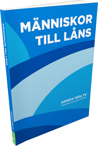 Människor till låns, en bok om talent management